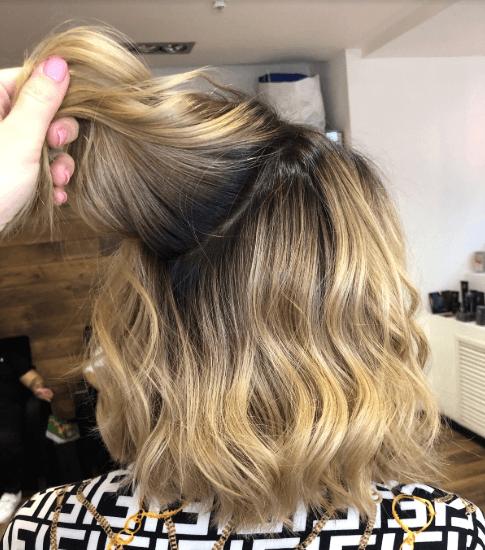 Как кардинально изменить цвет волос? [кейс]