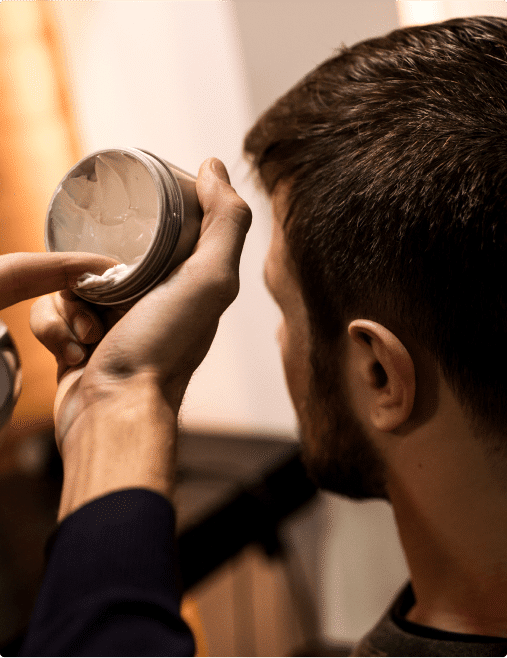 уход за волосами и парикмахерские услуги для мужчин