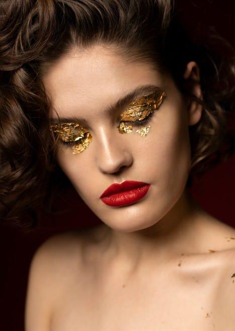 как создается образ вечерний макияж