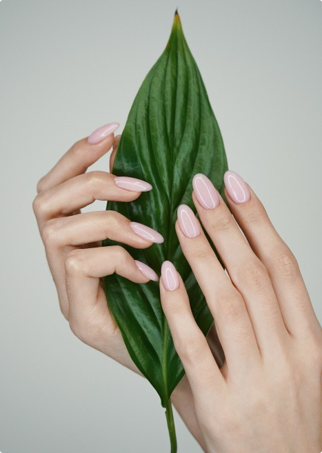 стерильность и уход за ногтями