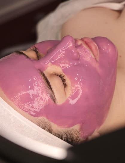 маска чистка лица