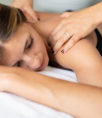 как работает лимфодренажный массаж