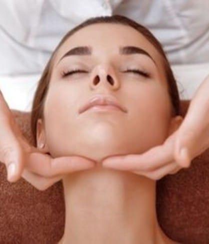 массаж лица как проходит