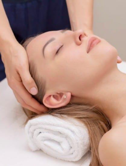 массаж лица процедура киев