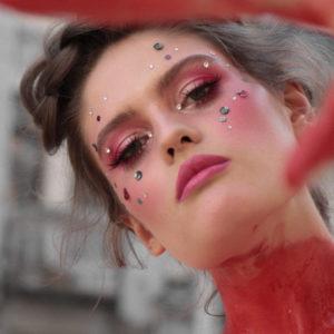 коктейльный макияж киев