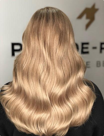 долгостойкое мелирование волос