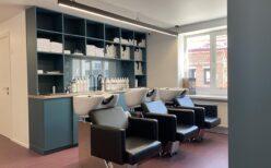 кресло для клиентов салона красоты